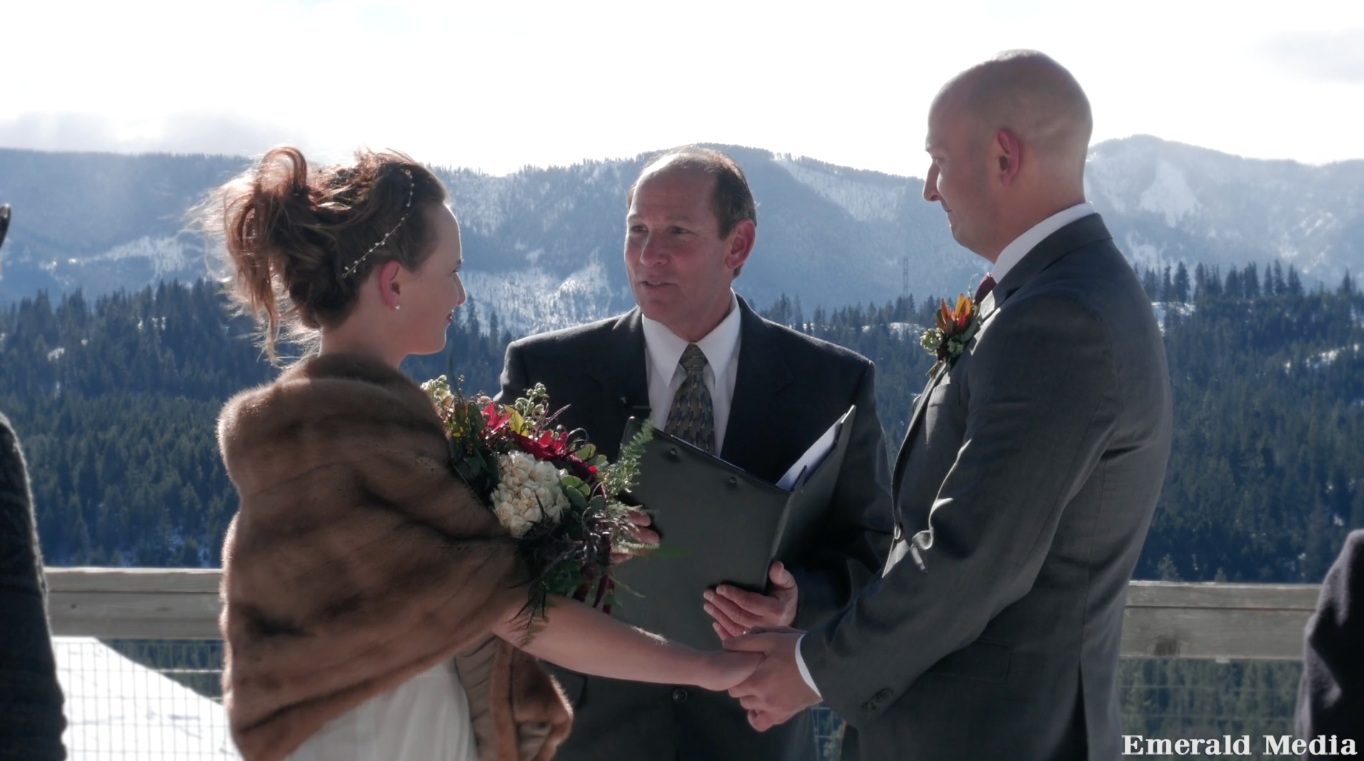 Seattle Elopement Videographer