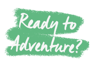 Adventure elopement logo