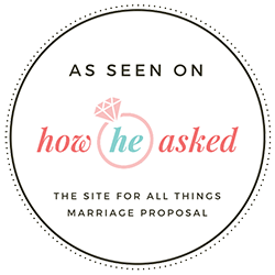 Proposal Videographer Badge How he asked
